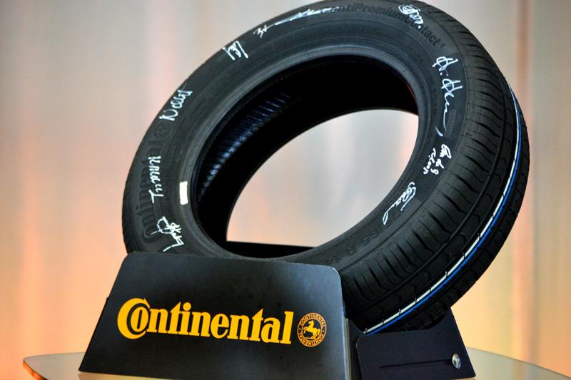 Калужский завод Continental вышел на полную производственную мощность